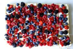 cheesecake bars with all the berries – smitten kitchen
