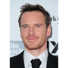 Michael Fassbender At Arrivals For 12 Years A Slave Premiere At The 2013 New York Film Festival (Nyff) Canvas Art - (16 x 20)