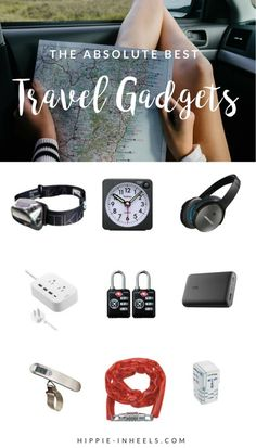 Best Travel Gadgets: I Swear By These!