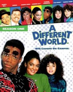 A Different World ...from where ya come from!   Aint that the truth.