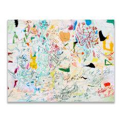 "Saatchi Art Artist: Sarah Giannobile; Acrylic 2014 Painting ""Morning at Blackburn Park"""