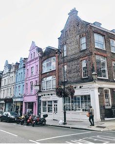 Hampstead Village London