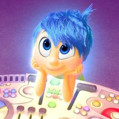 27 Easter Eggs Hidden in Pixar's Inside Out