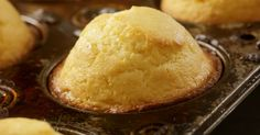 Pepped Up Boxed Cornbread. Whether for dinner or for breakfast, these corn bread muffins are sure to be a hit!