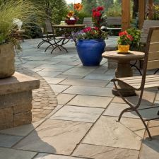 techo block flagstone like patio