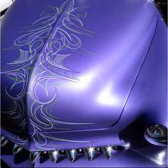 car art...pin striping