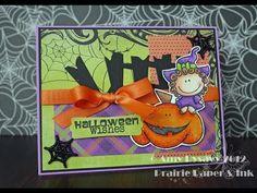 AmyR's 2012 Halloween Series - Card 1