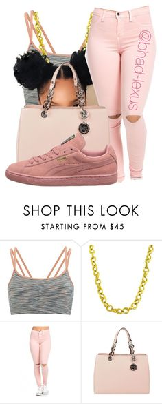 """"""""""" by bhad-lexus ❤ liked on Polyvore featuring Sweaty Betty, Fremada and MICHAEL Michael Kors"""