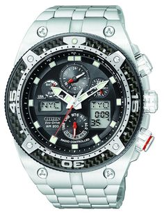 The Citizen Gent's Promaster Carbon Watch JY0075-54E