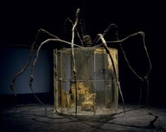 Louise Bourgeois, Spider, 2007. Collection The Easton Foundation. Photo: Frédéric Delpech.