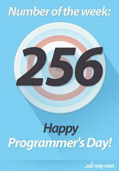 Happy Programmer's Day