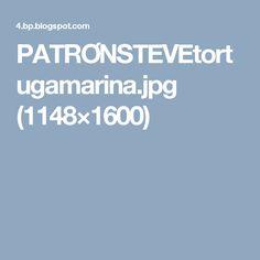 PATRÓNSTEVEtortugamarina.jpg (1148×1600)