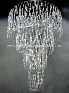 Best Dazzling Lights Images On Pinterest Chandeliers Crystal - Chandelier crystals bulk