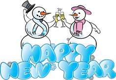 Happy New Year Clipart | New Year Clip Art Images