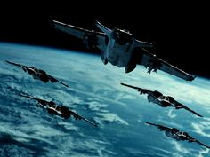 Space: Above and Beyond | 23 Coolest Onscreen Spaceships | Photo 2 ...