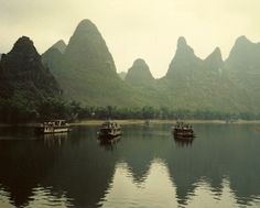 Guilin and Yangshuo - will have to visit next time i'm in china