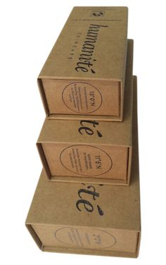 Skincare product range packaging. Rigid boxes with magnetic clasp.