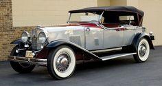 1929 LeBaron Graham-Paige Model 837 Dual Cowl Phaeton