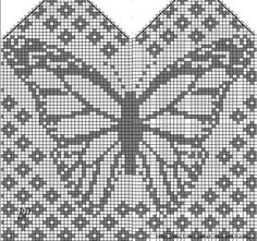 Bilderesultat for owl mitten pattern chart Knitting Charts, Knitting Stitches, Knitting Patterns Free, Stitch Patterns, Crochet Patterns, Knitting Tutorials, Hat Patterns, Loom Knitting, Free Knitting