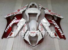 SUZUKI GSX-R 1000 2003-2004 K3 ABS Verkleidung - Jordan #gsxr1000verkleidung #suzukigsxr1000verkleidung