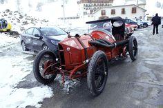 1913 Isotta Fraschini Tipo IM  Louis Vuitton Classic Serenissima Run