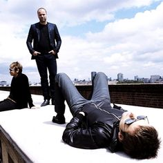 MUSE Not helping the fangirling, I'm dying here...