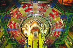 "Scientists excited about possible subatomic particle that creates matter out of energy?  ""God Particle"""