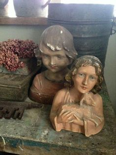 Glass Dolls, Buddha, Sculpture, Statue, Deco, Inspiration, Vintage, Art, Saints
