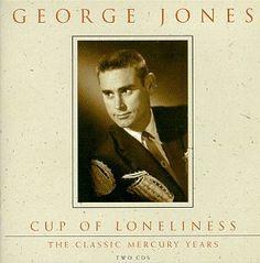 George Jones - Cup Of Loneliness: The Classic Mercury Years Mercury Records 2 CD