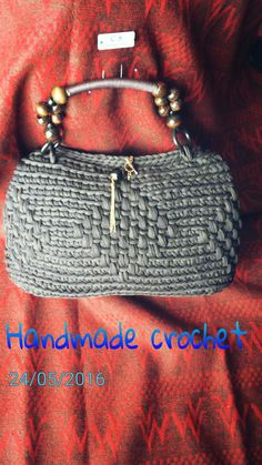 Borsa uncinetto Fb page Handmade crochet