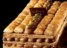 Skills Needed To Become A Patisserie Chef Patisserie Design, French Patisserie, Food Styling, Choux Pastry, Gourmet Desserts, Baking And Pastry, Something Sweet, Sweet Recipes, Yummy Food