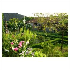 Modern Country Style: Modern Country garden