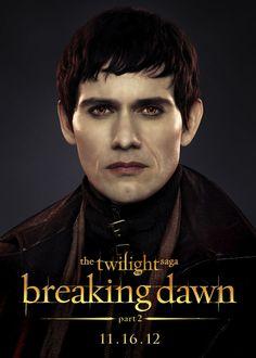 Christian Camargo as Eleazar from The Denali Coven - The Twilight Saga: Breaking Dawn Part 2