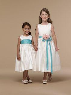 US Angels Dress 702   Dress For Flower Girls