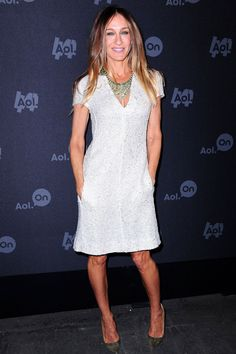 Sarah Jessica Parker in L'Agence