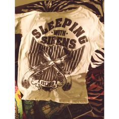 Sleeping With Sirens T-shirt (XS)