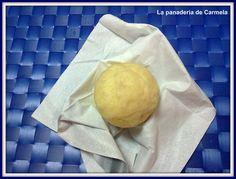 LA PANADERÍA DE CARMELA: TUTORIAL Nº 5: PAN DE MOLDE EN MICROONDAS EN 7 MINUTOS