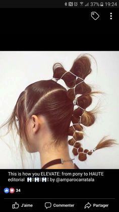 hair make Beidesmaid Hair, Hair Art, Creative Hairstyles, Up Hairstyles, Burgendy Hair, Fashion Show Makeup, Competition Hair, Runway Hair, Hair Arrange