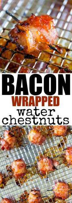 Bacon Wrapped Water