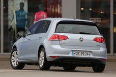 VW Golf 1.6 TDI BlueMotion, Heckansicht