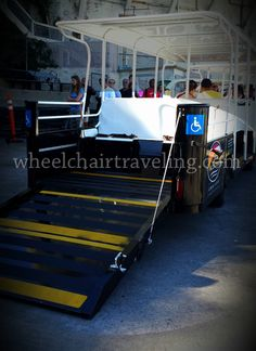 #Wheelchair #accessible #shuttle and #transportation #information @ wheelchairtraveling.com