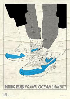 Playlist-posters //Frank Ocean - 'Nikes' | Playlist Posters Frank Ocean Tattoo, Frank Ocean Lyrics, Frank Ocean Poster, Lyric Tattoos, Ocean Tattoos, Tyler The Creator Tattoos, Frank Ocean Wallpaper, Nike Wallpaper, Music Journal