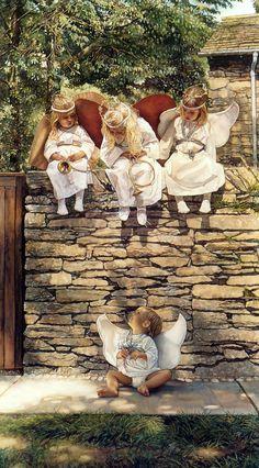 Дети Ангелы ... Steve Hanks. Обсуждение на LiveInternet - Российский Сервис Онлайн-Дневников