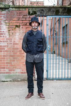 ENGINEERED GARMENTS FW15 DELIVERY 3 & 4 http://www.99wtf.net/men/mens-fasion/ideas-choosing-mens-outfit-colors-mens-fashion-2016/