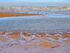 'Der Tide-Strand' von Dirk h. Wendt bei artflakes.com als Poster oder Kunstdruck $18.03