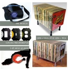 ,. Diy Recycle, Magazine Rack, Cabinet, Cool Stuff, Storage, Crafts, Furniture, Decorating Ideas, Craft Ideas