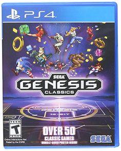 SEGA Genesis Classics: PS4