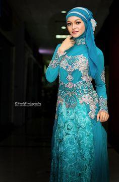 hijab- kebaya