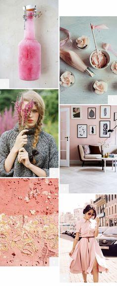 Maddie Richardson - A Lifestyle Blog: INSPIRATION: BLUSH