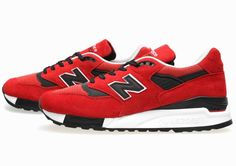 Best Fashion New Balance 998 Red Suede Mesh Black Womens Shoes Black High Heels, Black Shoes, Red High, Black Wedges, Strappy Shoes, Pump Shoes, Shoes Heels, High Heel Boots, Heeled Boots